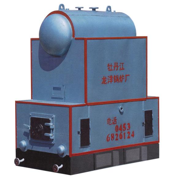 型煤蒸汽锅炉结构图
